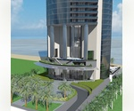 Porsche Design - Tallest ocean-front tower in Florida 