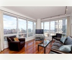 High Floor 1BED! Spectacular City Views! Full LUX Building!