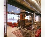TRIBECA LOFT-LIKE APARTMENT. SPLIT  2 BEDROOMS. 2 BATHROOMS.  CORNER UNIT. PRIVATE TERRACE. FLOOR TO CEILING WINDOWS WITH CITY AND RIVER VIEWS. 