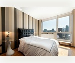 MIDTOWN WEST/CLINTON ★★★★ Extravagant 2 Bedroom 壹 Grandiose Building★Extraodinary Amentities★ Astonishing views