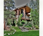 Exceptional private Animas River estate located north of Durango, Colorado with ultimate privacy in the pines. Close to skiing at Puragatory/Durango Mountain Resort, golf at 2 courses; Glacier Club and Dalton Ranch.