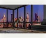 EXCEPTIONAL WEST CHELSEA OASIS - 1 BEDROOM, 1 BATH WITH HUDSON RIVER VIEWS $4,595