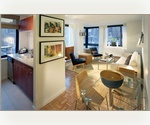 1 Bedroom For Rent in Clinton. Blocks from Lincoln Center, Columbus Circle and Central Park.