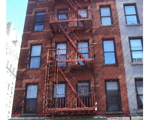 NYC--DISTRESSED INCOME PRODUCING RESIDENTIAL PROPERTY ON EAST 9TH STREET ---  --- 8,016 sf and 8 stories