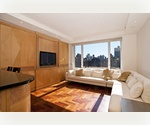 LUXE + LIGHT LINCOLN CENTER CONDO WITH W/D IN FULL SVC BLDG! CAN SELL FULLY FURNISHED!