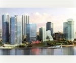 WATERFRONT LIC, LUXURY 1BED RENTAL, CENTER BLVD. BEST AMENITIES