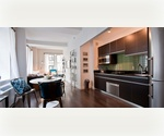 BEAUTIFUL DOWNTOWN NO FEE LOFT STYLE 1 BEDROOM IN LUXURY BUILDING MUST SEE!!!