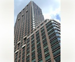 Upper West Side. 2 bedroom/2 bath in a luxury hi-rise. 20th floor.