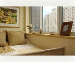 Upper West Side/Lincoln Square. Beautiful  2 bedroom/2 bath. Luxury Hi-rise buidling